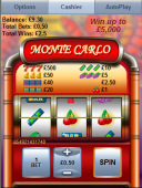 Monte Carlo by Hopa - Screenshot with 5K Win
