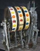 Old Fruit Machine