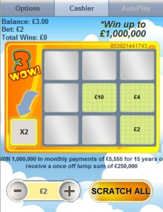 3wow scratchcard from hopa mobile