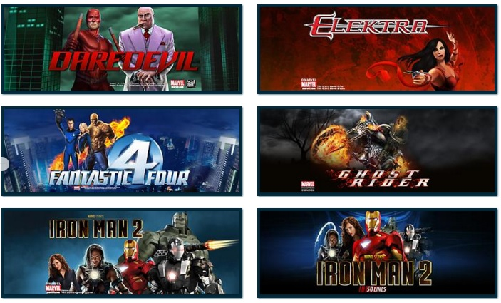 AceKingdom Casino Marvel Games