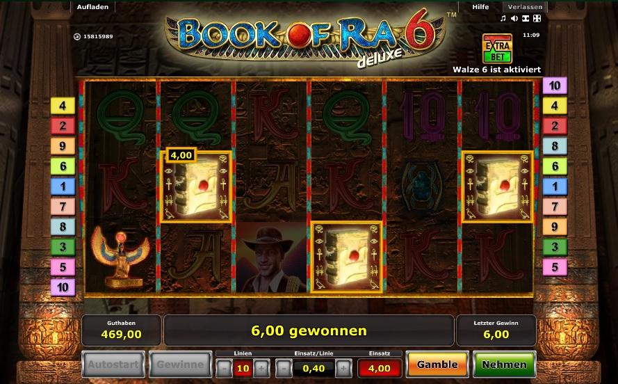 Book Of Ra Mobil