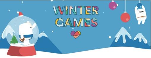 Casumo Winter Games 2015 Banner