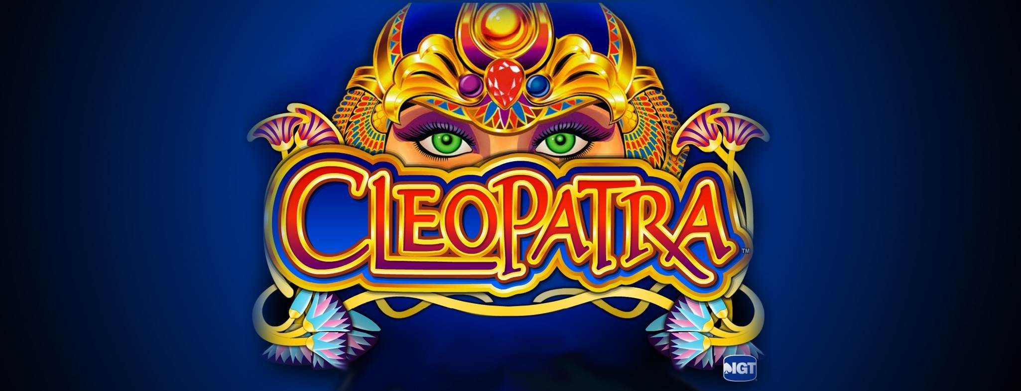 Cleopatra Slot by IGT Logo