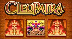 Cleopatra Slot by IGT Symbols