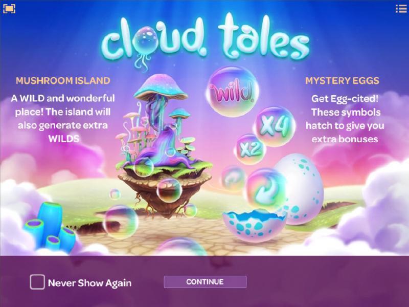 Cloud Tales Slot Machine