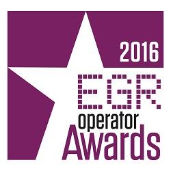 EGR Operator Awards Logo