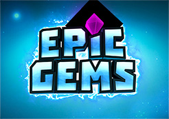 Epic Gems Slot Logo