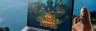 Eye of the Kraken slot on desktop