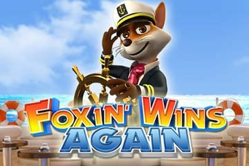 Foxin' Wins Again Slot by Microgaming