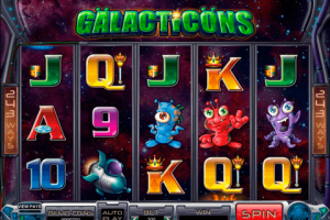 galacticons microgaming free slot