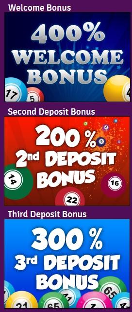 GameVillage Welcome Bonuses
