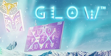 Glow Slot by NetEnt Logo