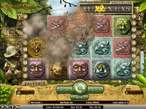 Gonzo's Quest Slot by NetEnt - Avalanche Reels