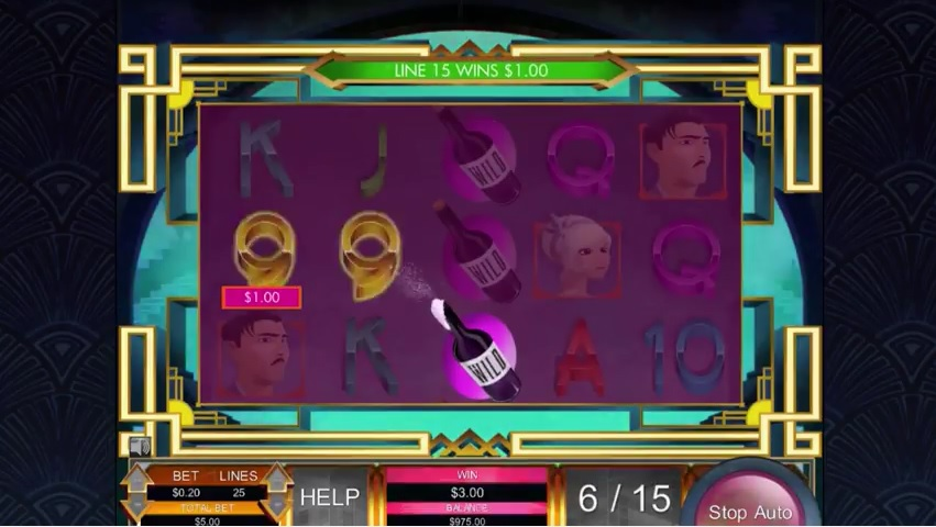 Great Cashby Genesis Gaming Slot Gameplay