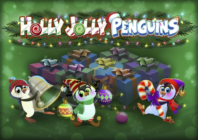 Get jolly with the top Christmas slots at Microgaming Casinos