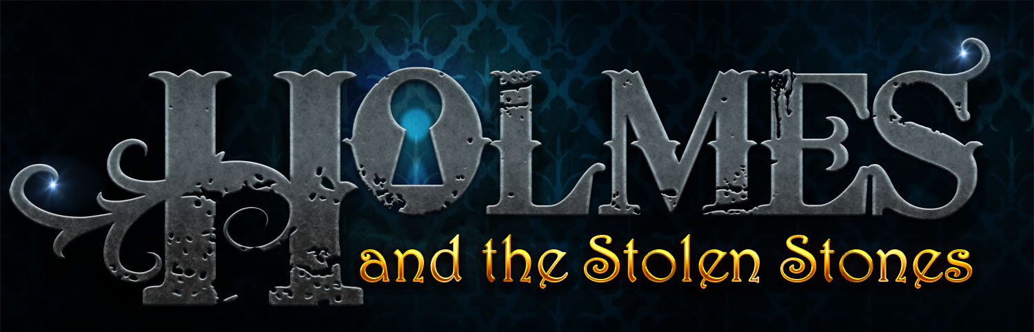Holmes and the Stolen Stones Slot by Yggdrasil Logo