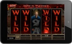 Immortal Romance Slot Wild Desire screenshot