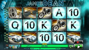 James Dean Slot by NextGen - Gameplay