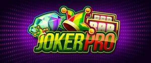 NetEnt Joker Pro Slot Logo