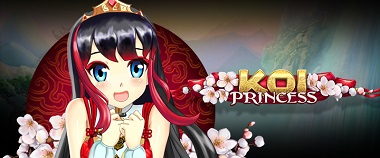 Koi Princess Slot by NetEnt Logo