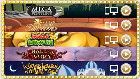 Leo Vegas Casino Jackpot Party Promotion Games