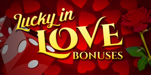 Lucky in Love Bonuses at Casino Kings