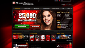 mansion-casino-screenshot-welcome-bonus
