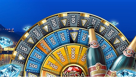 Mega Fortune Dreams Mobile Slot Logo