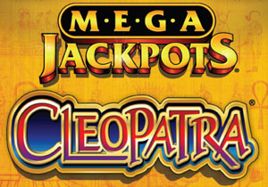 MegaJackpots Cleopatra Logo