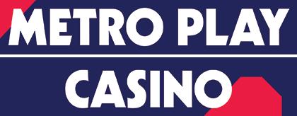 Metro Play Mobile Casino Logo