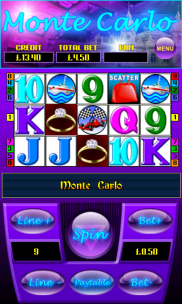 Monte Carlo Slot by mFortune on Android