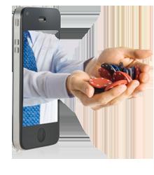 mobile deposit casino