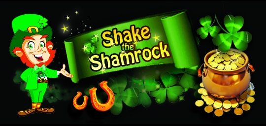Mobile Wins Shake The Shamrock Promotion
