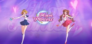 Moon Princess Slot Logo
