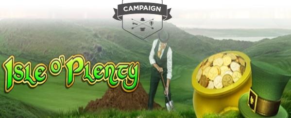 Mr Green MegaJackpot Prize Draw Promotion Banner