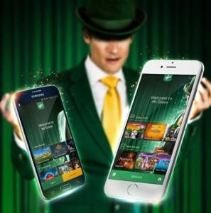 Mr Green Mobile