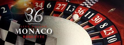 Mr Green Monaco Roulette