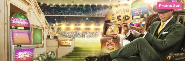 Mr Green Premier League Prize Banner