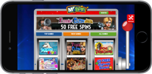 Mr Spin Mobile Casino All Games iPhone