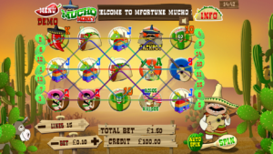 Mucho Money Screenshot win all paylines