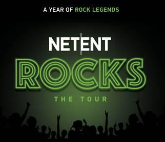 NetEnt Rocks Tour Banner