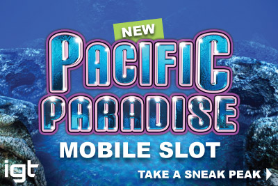 Pacific Paradise IGT Slot