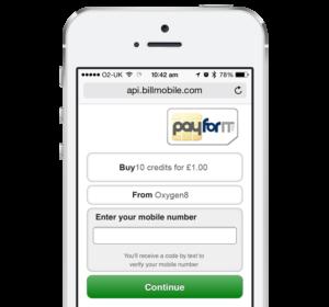 payforit phone