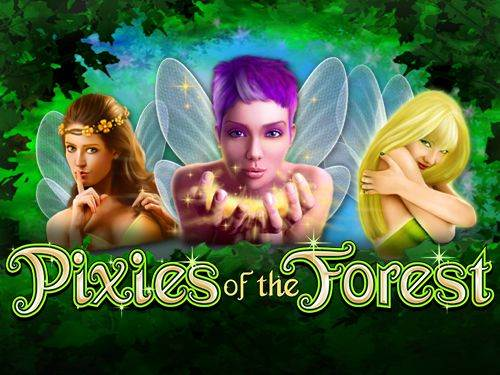 Pixies of the Forest Slot by IGT Logo