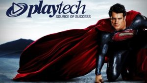 Playtech Man of Steel