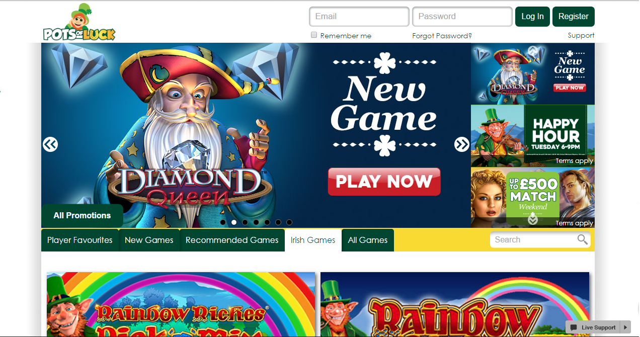 Casino Luck Mobile