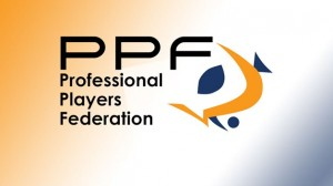 Professional Players' Federation Logo