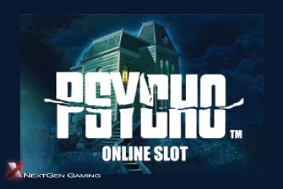 Psycho Slot Game from NextGen Gaming