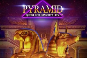 Pyramid Quest For Immortality Slot Logo