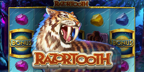 Razortooth Slot by Quickspin Logo
